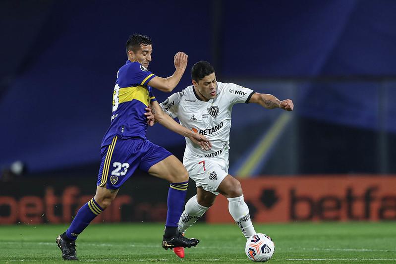 Galo precisa de uma vitória simples para seguir na competição. Foto: Pedro Souza/Atlético