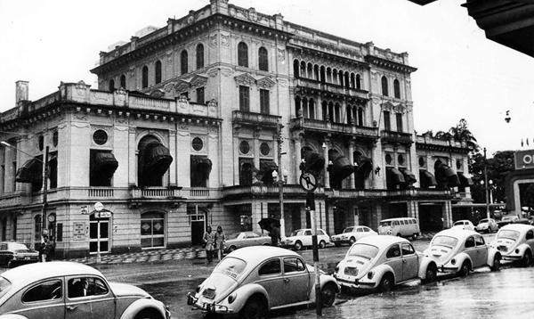 Local recebeu artistas famosos nos anos 60. Foto: Reprodução
