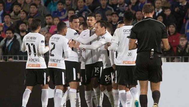 O Corinthians, agora, enfrentará o Fluminense na próxima quarta-feira. Foto: Daniel Augusto Jr/Ag. Corinthians