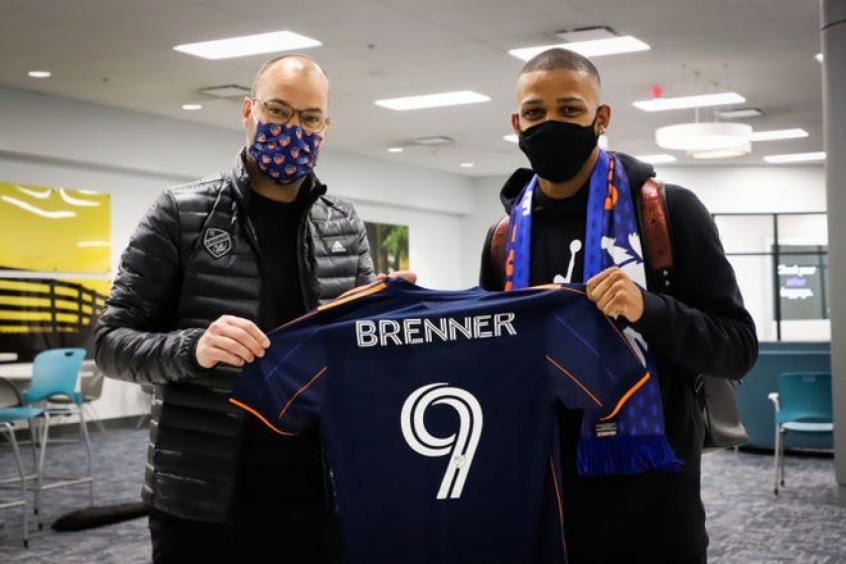 Revelado no São Paulo, Brenner é um dos exemplos de investimento feito por times da MLS. Foto: Facebook/Reprodução