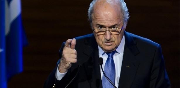 Dirigente esteve no comando da entidade até 2015. Foto: Fabrice Coffrini/AFP/Via UOL