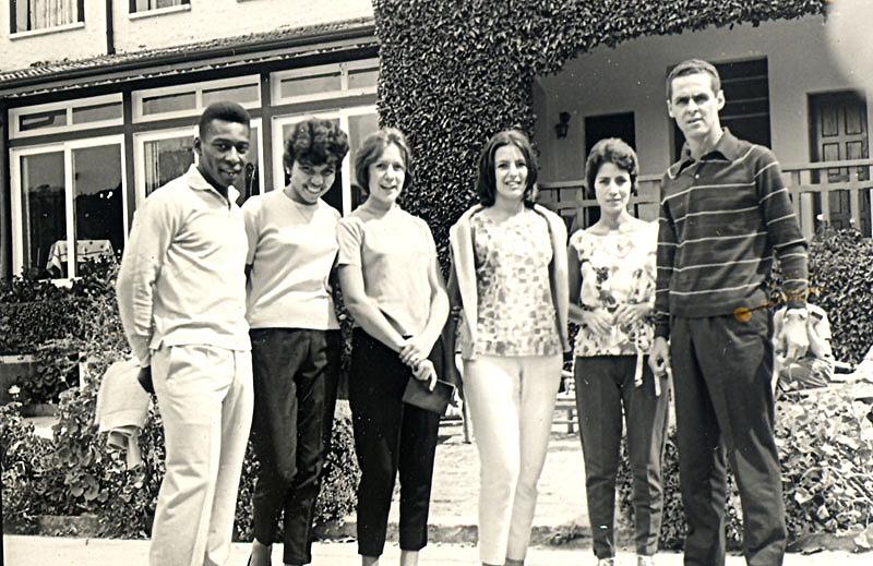 Delegação se hospedou no Hotel Vila Inglesa em 1962. Foto: site oficial do Hotel Vila Inglesa