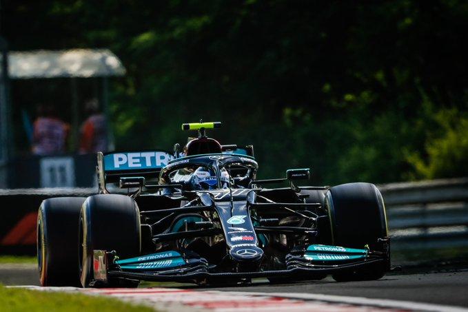 Britânico foi estrategista no final da classificação em Hungaroring. Foto: Mercedes-AMG Petronas F1 Team
