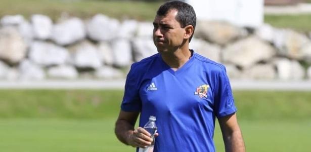 Treinador irá comandar mais dois jogos do Al-Wehda antes de voltar ao Brasil. Foto: Divulgação