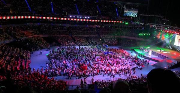 Evento reuniu mais de 22 mil espectadores e quatro mil atletas. Foto: Divulgação
