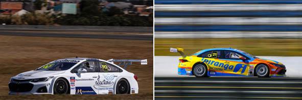 Sexta etapa teve boas disputas neste domingo. Fotos: Bruno Terena e Carsten Horst