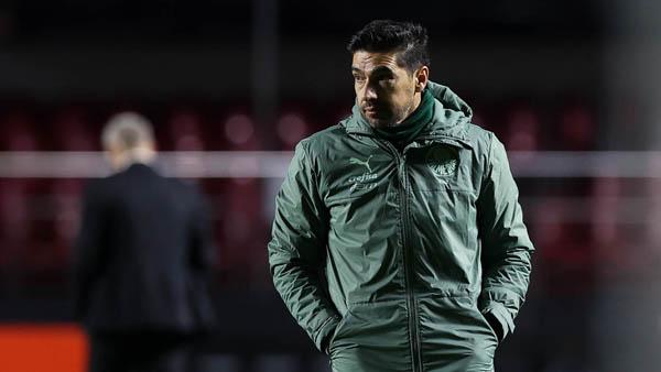 Treinador português opinou sobre o clássico entre seu Palmeiras e o São Paulo. Foto: Palmeiras/Divulgação