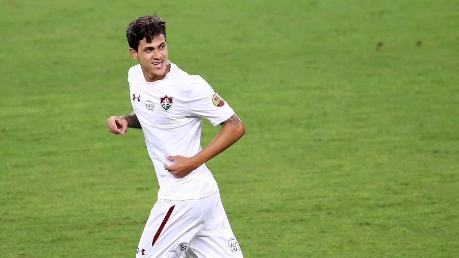Atacante Pedro foi inscrito pelo Fluminense para as oitavas de final da Copa Sul-Americana