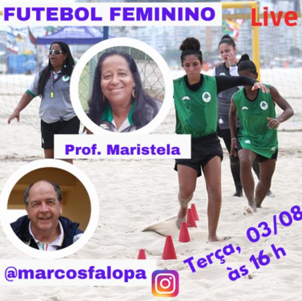 A participação feminina nos trabalhos com a Fifa, Concacaf e CBF