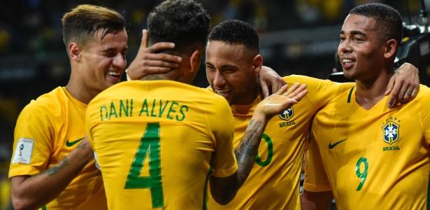 Duelo no lendário Estádio de Wembley coloca frente a frente: seleção pentacampeã do mundo x inventores do futebol. Quem vence? Opine!