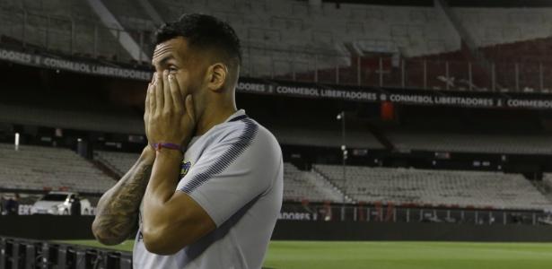 Final da Libertadores será neste domingo, na Espanha. Foto: AP Photo/Gustavo Garello