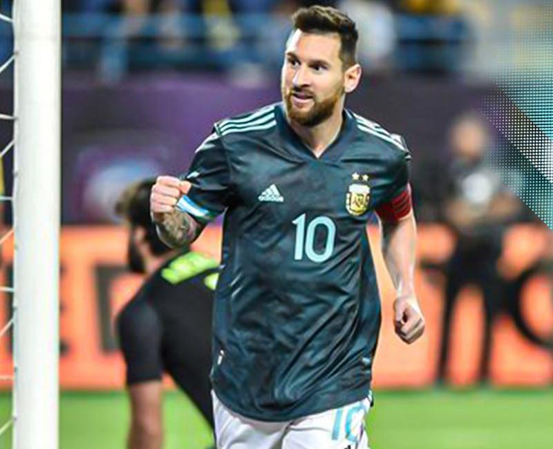Craque argentino está mais perto de reforçar o time francês. Foto: Facebook/Reprodução