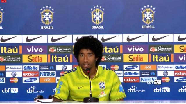 Dante foi titular da seleção brasileira na última Copa do Mundo