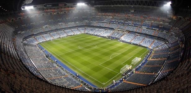 Estádio Santiago Bernabeu será palco da decisão. Foto: Sergio Perez/Reuters