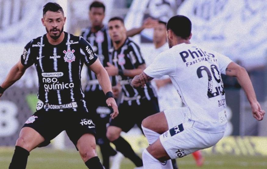 Peixe poderia ter sido derrotado pelo Timão. Foto: Rodrigo Coca/Corinthians