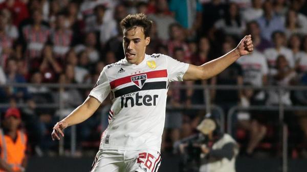 Igor Gomes se destacou no Campeonato Paulista atuando como meia. Foto: Marcello Zambrana/AGIF/Via UOL