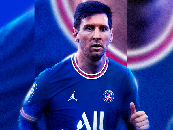 Craque argentino assinou contrato de duas temporadas com o clube francês. Foto: Divulgação