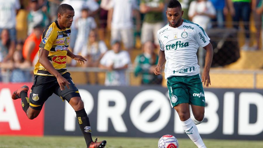 Atacante esperava disputar a Copa América 2019. Foto: Thiago Calil/AGIF