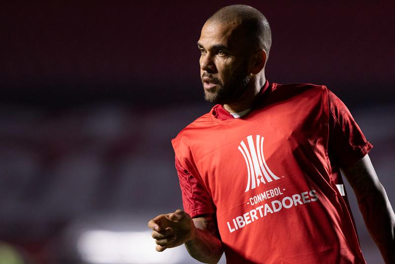 Lateral de 38 anos jogou no clube espanhol entre 2002 e 2008. Foto: Staff Images/Conmebol
