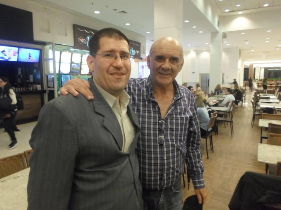 Entrevista do jornalista Maurício Sabará com Waldir Peres