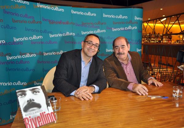 Jornalista Maurício Noriega fez um grande trabalho para contar a vida e a carreira do Reizinho do Parque