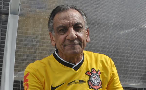 Ele era um dos mais apaixonados torcedores do Corinthians. Foto: Marcos Júnior Micheletti/Portal TT