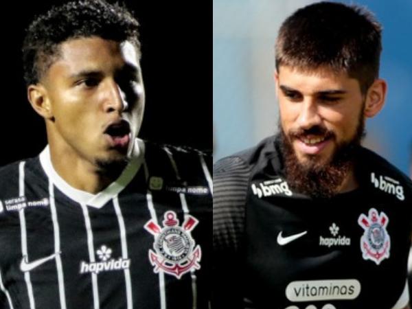 Ederson e Bruno Méndez se tornaram peças fundamentais em suas novas equipes. Foto: Rodrigo Coca/Ag Corinthians