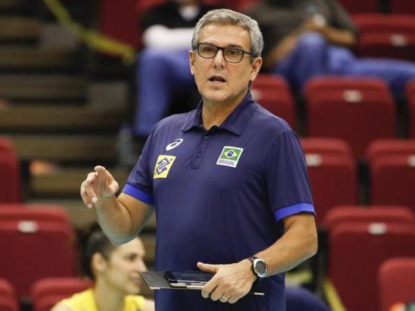 Tricampeão olímpico com o vôlei, Zé Roberto foi diretor de futebol do Timão entre 99 e 2000. Foto: Divulgação/FIVB