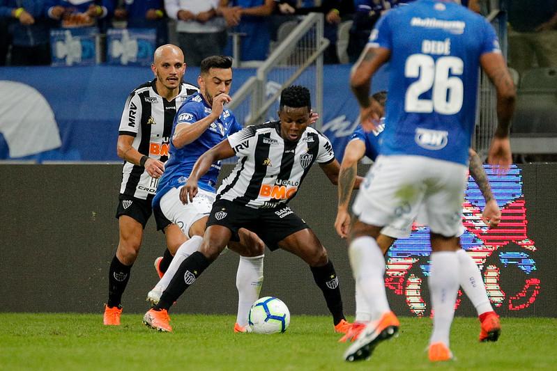 A Raposa pode até perder por dois gols de diferença na partida de volta que garante a classificação