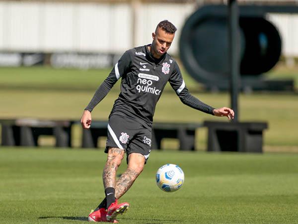 Camisa 7 corintiano não tem sido utilizado pelo técnico Sylvinho. Foto: Rodrigo Coca/Ag Corinthians