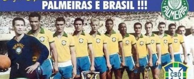 """A coluna """"Os Estagiários"""" conta como alguns clubes representaram a seleção brasileira"""