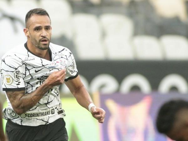 Camisa 8 do Timão acertou 92% dos passes que deu em seus jogos pelo Timão até aqui. Foto: Rodrigo Coca/Ag Corinthians