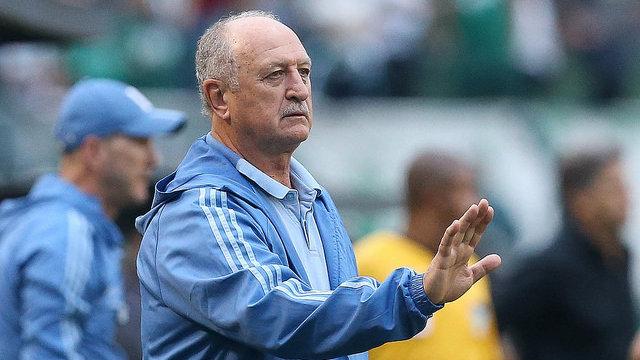 O treinador fez questão também de destacar as qualidades técnicas do atacante