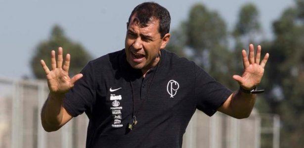 O treinador, porém, fez questão de ressaltar a importância de o Corinthians somar mais três pontos no nacional
