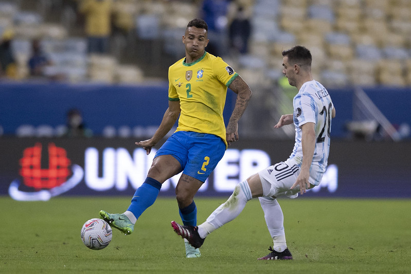 Seleção brasileira pode ter 15 desfalques por conta de vetos das ligas europeias. Foto: Lucas Figueiredo/CBF