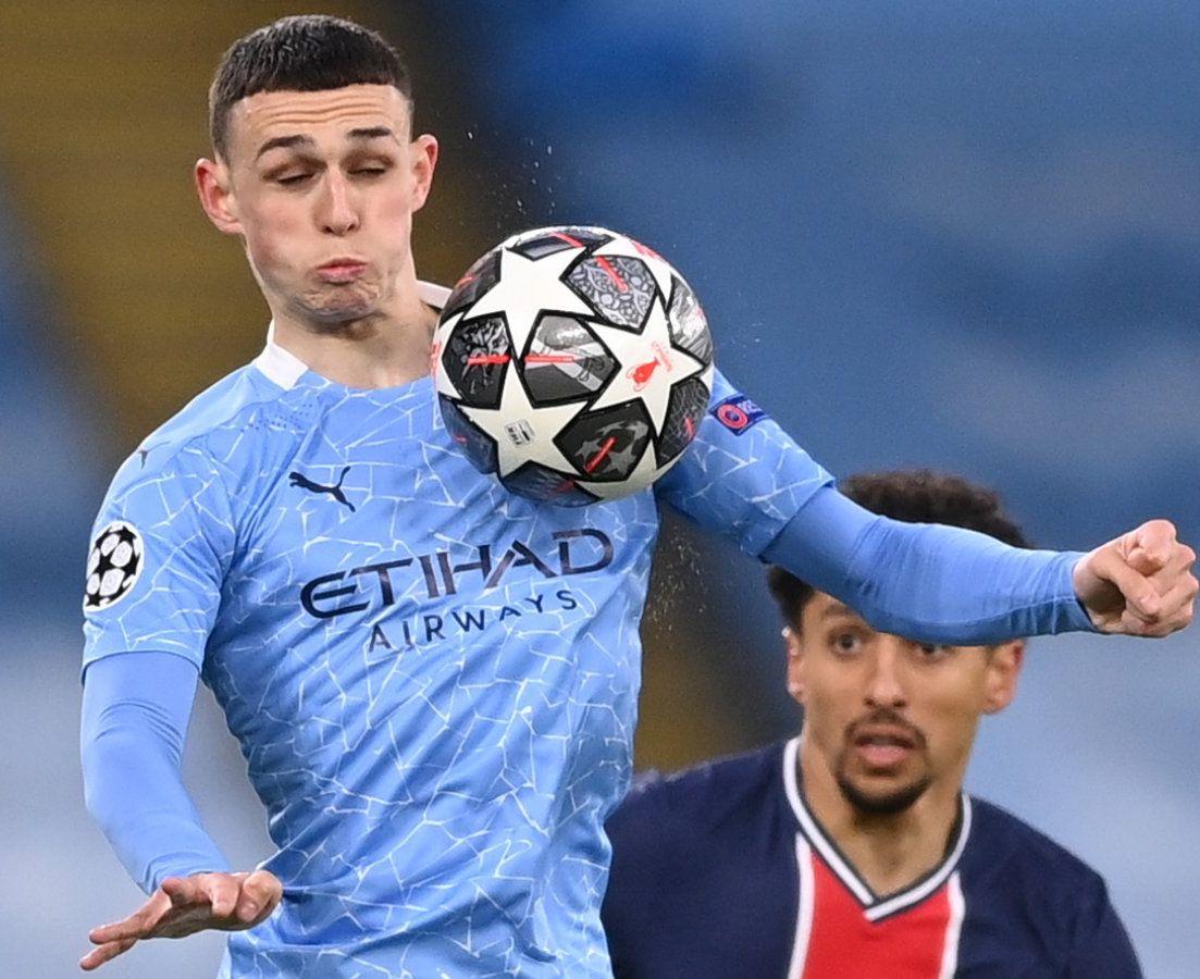 Nas semifinais da temporada passada, os ingleses eliminaram os franceses da competição. Foto: Twitter/Manchester City