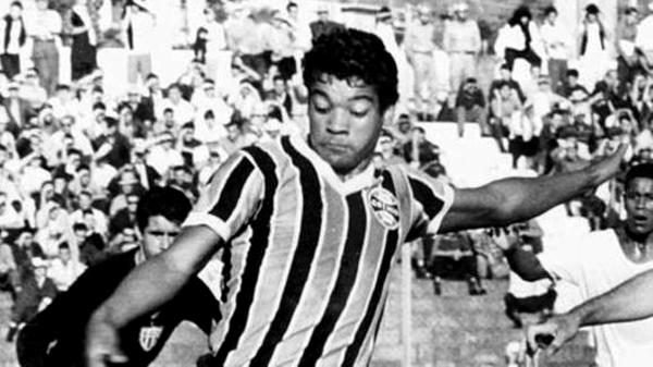 Centroavante brilhou no Tricolor Gaúcho. Foto: Reprodução