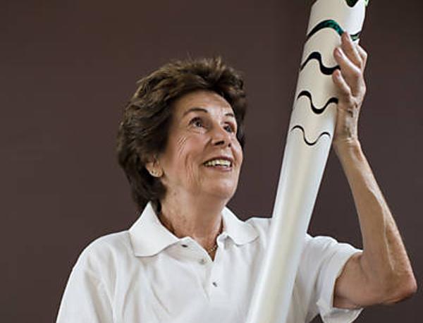 Maria Esther Bueno - a maior tenista brasileira de todos os tempos