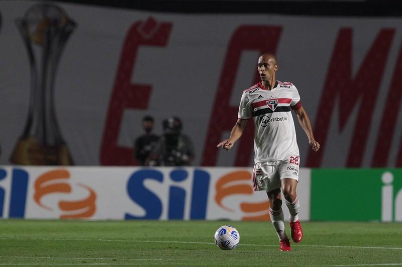 Tricolor é o 12º colocado com 21 pontos na tabela. Foto: Rubens Chiri/saopaulofc.net