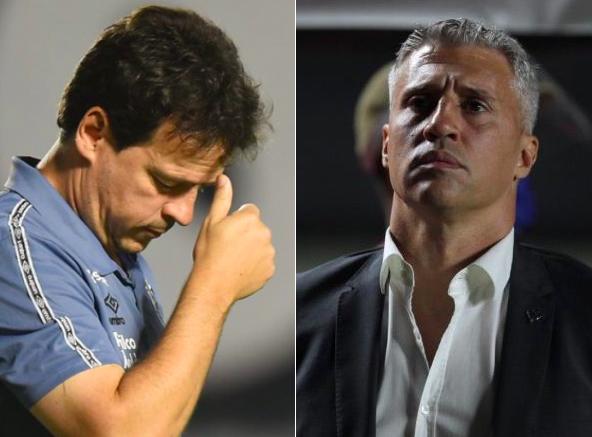 Fotos: Ivan Storti/Santos FC e Rubens Chiri/SPFC