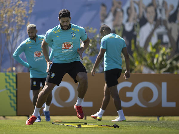 Lista de atletas que enfrentarão Chile, Argentina e Peru conta com dez nomes que jogam o Brasileirão. Foto: Lucas Figueiredo/CBF