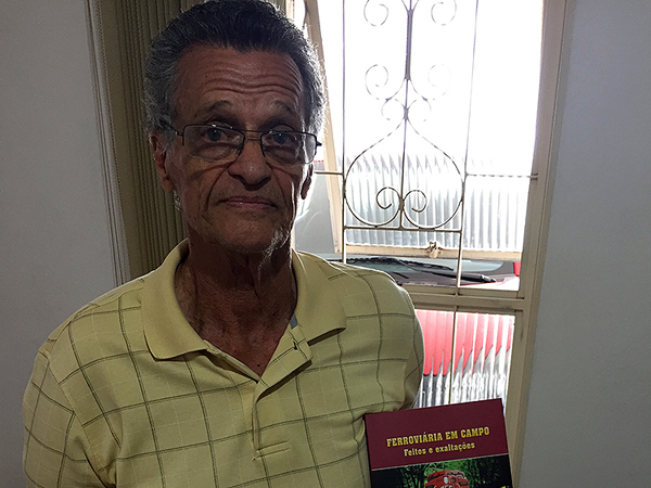 Atualmente ele reside em Piracicaba. Foto: Edvaldo Tietz