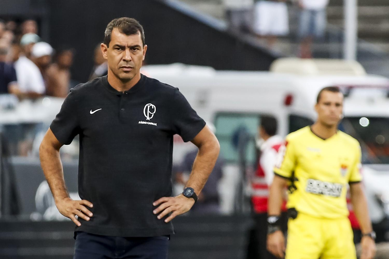 Ex-treinador do Corinthians aceitou as condições iniciais colocadas pelo peixe. Foto: Daniel Augusto Jr/Ag Corinthians