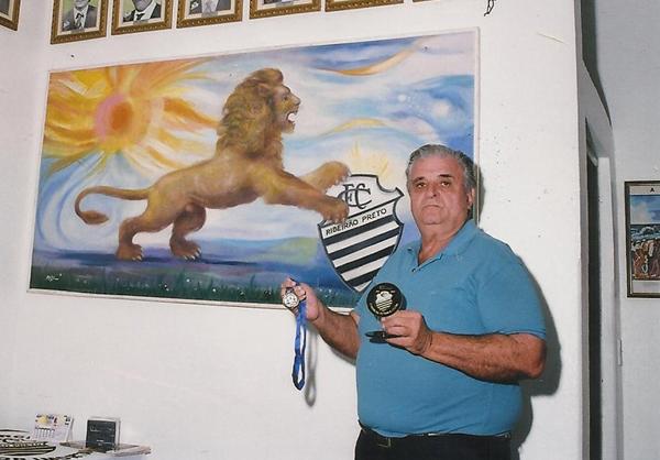 Ex-goleiro marcou época no interior paulista. Foto: arquivo pessoal de Tomires