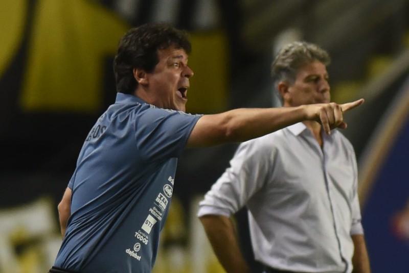 Técnico demitido pelo Santos no último domingo (5) é especulado no Vasco. Foto: Ivan Storti/Santos FC