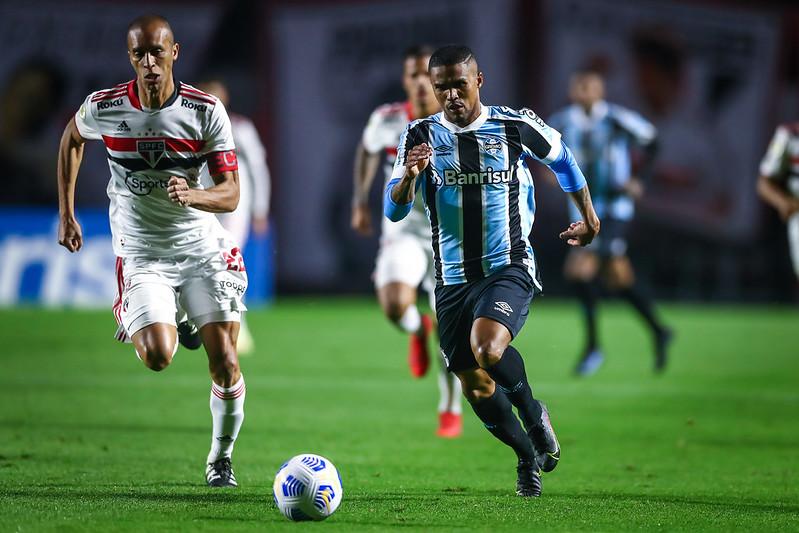 Tricolor Gaúcho é o penúltimo colocado do Brasileirão. Foto: Lucas Uebel/Grêmio FBPA