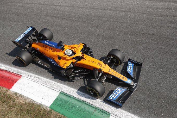 Australiano dominou de ponta a ponta a prova disputada em Monza. Foto: McLaren