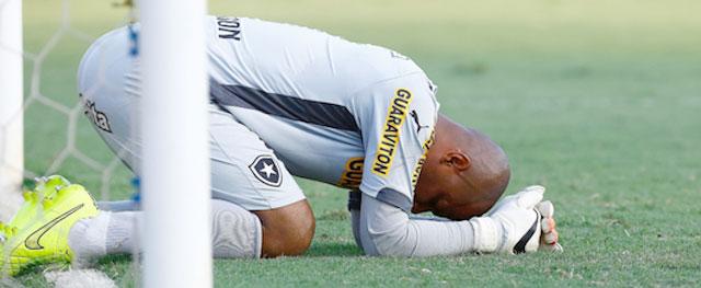 Rebaixado para a Série B, o Botafogo ainda terá que cumprir tabela neste Campeonato Brasileiro