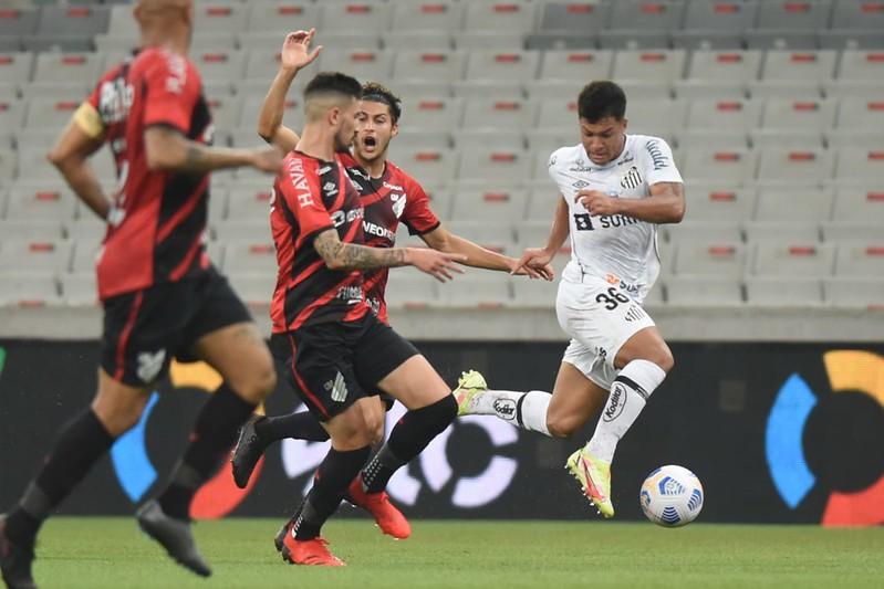Peixe precisa vencer por dois gols de diferença para ficar com a vaga na semifinal. Foto: Ivan Storti/Santos FC