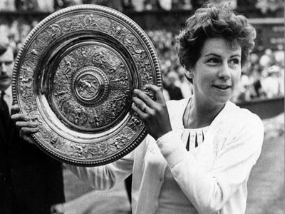 Ela ganhou 18 títulos de Grand Slam